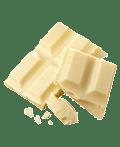 IJssmaken Sanka IJsfiets Witte chocolade